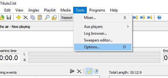 Como enviar o nome da música com o Simplecast pelo ZaraHTTP